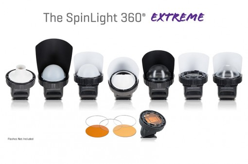 Spinlight 360 Spinlight360.com extreme flash photography portrait