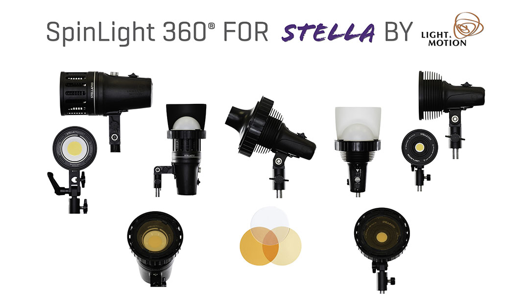 SpinLight 360 For Stella Light and Motion spinlight360.com